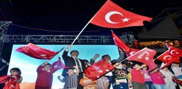 Gümüşhane Demokrasi Nöbeti, 16 Temmuz 2016 -3