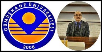 GÜMÜŞHANE ÜNİVERSİTESİ'NDE YENİ REKTÖR PROF. DR. ZEYBEK GÖREVE BAŞLADI