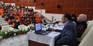 """Gümüşhane Üniversitesi'nde """"Cumhurbaşkanlığı Hükümet Sistemi"""" Konuşuldu"""