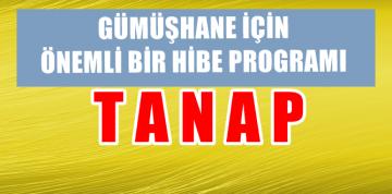 """""""TANAP"""" HİBE DESTEKLERİ İÇİN KELKİT'TE SALI GÜNÜ TOPLANTI VAR"""