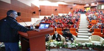 Gümüşhane Üniversitesi'nde İtfaiyecilikle İlgili Önemli Seminer