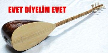"""GÜMÜŞHANELİ ŞAİR AYHAN BAYRAM ŞİİRİYLE """"EVET"""" DEDİ"""