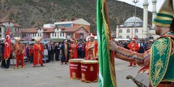 Gümüşhane'de 41. Turizm Haftasında Mehterli Kutlama