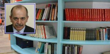 Mustafa Çalık'tan Gümüşhane Lisesi'ne kitap bağışı