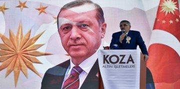 """""""DEVLETİN KOZASI"""" GÜMÜŞHANE'DE ALTIN ÜRETİMİNE BAŞLADI"""