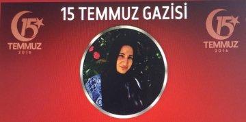 GÜMÜŞHANELİ GAZİ FATMA ERDEM ÇELEBİ'DEN BAŞKAN ÇİMEN'E TEŞEKKÜR