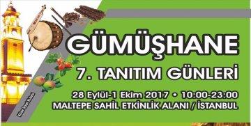 GÜMÜŞHANE'DEKİ FESTİVAL BİTTİ SIRA İSTANBUL'DAKİ TANITIM ETKİNLİĞİNDE