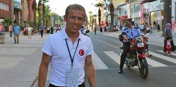 Gümüşhaneli Ercan, Londra'da Türkiye'yi temsil edecek