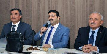 Hayat Boyu Öğrenme Toplantısı Vali Yardımcısı Aytaç Akgül Başkanlığında Yapıldı
