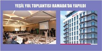 RAMADA OTEL, GÜMÜŞHANE'NİN PRESTİJİ OLDU