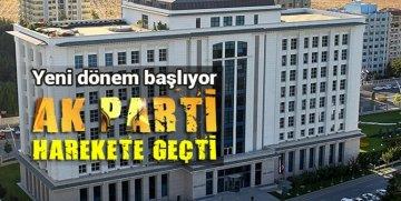 AK PARTİ, 81 İLDE İMAR PLATFORMU KURUYOR