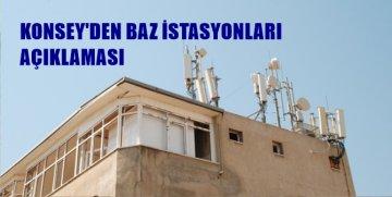 GSM BAZ İSTASYONLARI GÜMÜŞHANE'DE TEPELERE KURULSUN