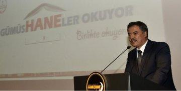 """""""OKUMAYI"""" GÜMÜŞHANE'YE SEVDİRECEKLER"""