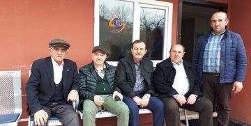 YUSUF SADIK, MİLLETVEKİLİ H.OSMAN AKGÜL İLE GÜMÜŞHANESPOR'U KONUŞTU