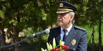 TÜRK POLİS TEŞKİLATI'NIN 173. KURULUŞ YILDÖNÜMÜ GÜMÜŞHANE'DE TÖRENLE KUTLANDI