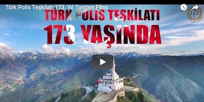 TÜRK POLİS TEŞKİLATININ 173. YILINDA POLİSİMİZİN 24 SAATİ