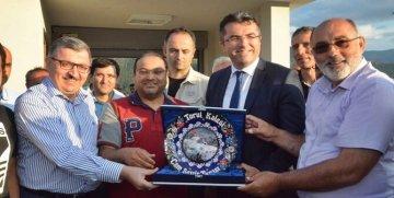 Torul Kalesi Cam Seyir Terası 100 Bininci Ziyaretçisini Ağırladı