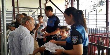 GÜMÜŞHANE POLİSİ'NDEN KURBAN GÜVENLİĞİ HASSASİYETİ