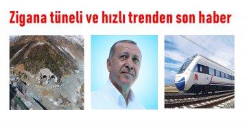 Cumhurbaşkanı Erdoğan'dan Gümüşhane İçin İki Müjde