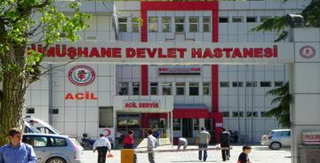 GÜMÜŞHANE DEVLET HASTANESİ'NDE ÜÇ YENİ UZMAN DOKTOR GÖREVE BAŞLADI