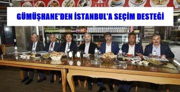 BİNALİ YILDIRIM'A DESTEK İÇİN TOPLUCA İSTANBUL'A GİDECEKLER