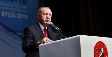 Cumhurbaşkanımız Erdoğan, Orta Anadolu Ekonomi Forumu'nda konuştu