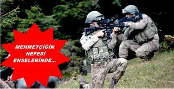 KARADENİZ,  PKK'LI HAİNLERE KÂBUS OLDU