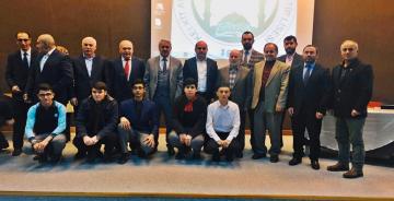 Erkekler Kur'an-ı Kerim'i Güzel Okuma Yarışması'nda  Gümüşhane Merkez'den Sefa Yağız birinci Oldu