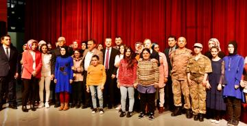 Gümüşhane'de 3 Aralık Dünya Engelliler Günü Etkinliği Düzenlendi