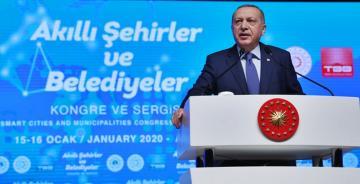"""""""AKILLI ŞEHİRLER VE BELEDİYELER KONGRESİ""""NİN MESAJI İYİ OKUNMALI"""