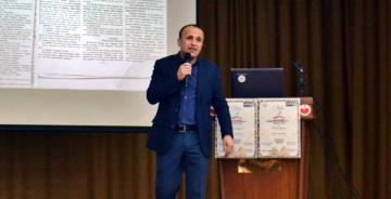 GÜMÜŞHANE SOSYAL BİLİMLER LİSESİ'NDE GÜZEL FAALİYET