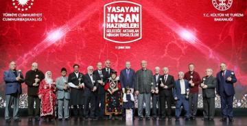 İşte Türkiye'nin Yaşayan Hazineleri