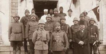 GÜMÜŞHANE'Yİ KURTARAN OSMANLI ORDUSU 15 ŞUBAT 1918
