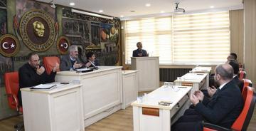 "GÜMÜŞHANE İL GENEL MECLİSİ'NDEN ""BAHAR KALKANI HAREKATI""NA DESTEK"