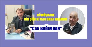 M. FATİH ÇOBAN, GÜMÜŞHANELİ OSMAN KAYA'NIN ŞİİR KİTABINI BASTIRDI