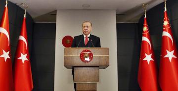 Cumhurbaşkanımız Kabine Toplantısı'nın ardından açıklamalarda bulundu