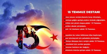 COŞKUN TUNCER'İN KALEMİNDEN 15 TEMMUZ