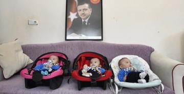 Kürtün'de Recep, Tayyip, Erdoğan Mutluluğu